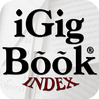 iGigBook Fakebook/Realbook Index